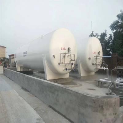 中杰制造立式100立方LNG储罐,LNG天然气储罐型号:CFL/100/1.2