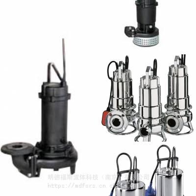 日本荏原污水泵 EBARA不锈钢泵 EBARA(荏原)水泵配件 机械密封 叶轮