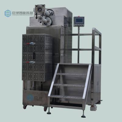 厂家直销臣泽CZ-CJC-65L立式硅胶挤出机单螺杆