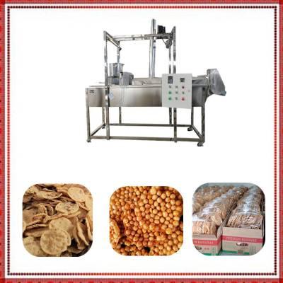 豆饼设备豌豆巴设备机械口感酥脆不油腻含油量