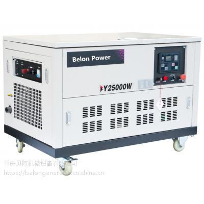 贝隆通用20KW静音汽油发电机组超静音汽油发电机组