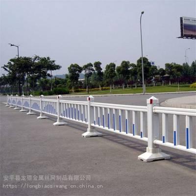 龙骠 现货 人车分流护栏 市政隔离铁马护栏 型号齐全
