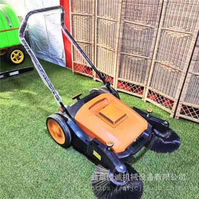 供应养殖场专用扫地机手推式鸡舍养鸡场扫地车