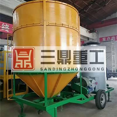 三鼎重工(图)-水稻烘干机多少钱一台-安徽省水稻烘干机