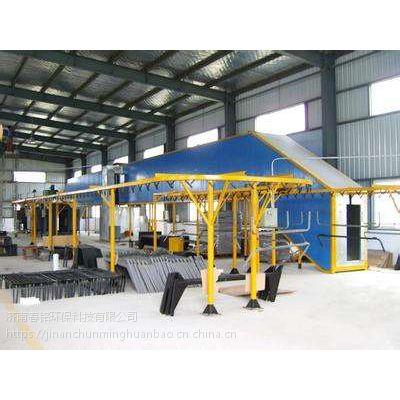 赣州小型涂装流水线生产厂家