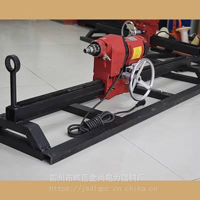 220v/380v水钻顶管机产品说明 过路开孔机 液压水钻顶管机