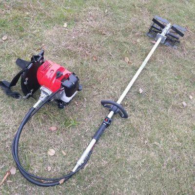 四冲程背负式除草机-依兰背负式割草机-耗油低背负式松土机