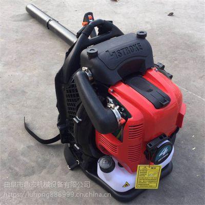 轻便背负式吹尘机 路面吹风机 汽油大功率手提小区吹雪机