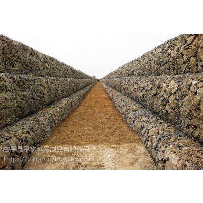 石笼网坐凳格宾护岸 石笼网三拧绿格公司