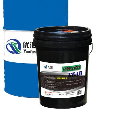 优润通后桥齿轮油GL-5 85W90 长效抗磨车用齿轮油 4L