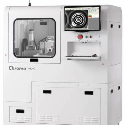 Chroma/致茂台湾7925封装外观检测系统