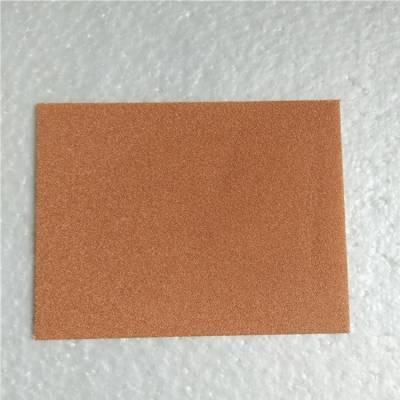 电极材料泡沫铜 过滤材料泡沫铜网 吸声材料泡沫铜