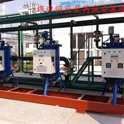 山西芮海水处理公司-造纸厂电化学水处理技术