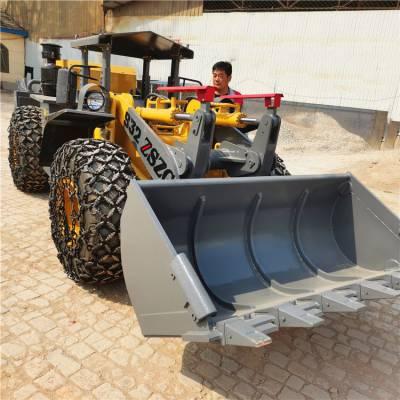 矿山用大型井下装载机s带防护链耐用广东