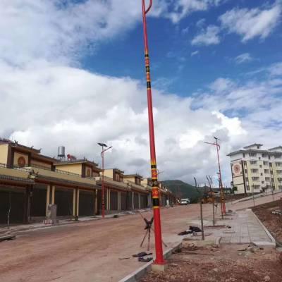 内蒙古全自动太阳能路灯厂家批发