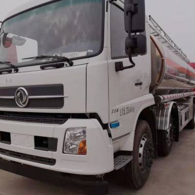 宿迁新规底盘解放J6铝合金运油车厂家提供送货上门包上户可做车辆分期
