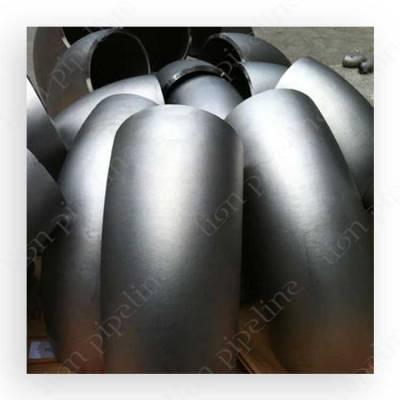 沧州厂家 90度无缝弯头 碳钢无缝焊接弯头 DN40 5mm 45mm 1D 20#碳钢弯头