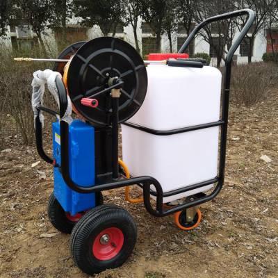 卫生防疫电动喷药机 蔬菜瓜果除虫喷药机 双泵高压电动打药机厂家