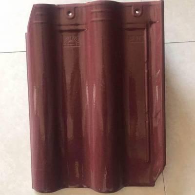 铜川 陶瓷屋面瓦 工程西式瓦 彩瓦