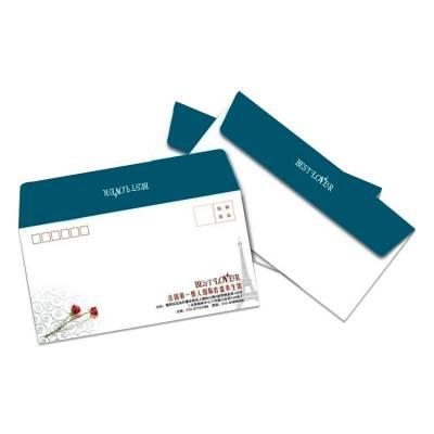 天津及周边印刷西式信封免费设计量大优惠