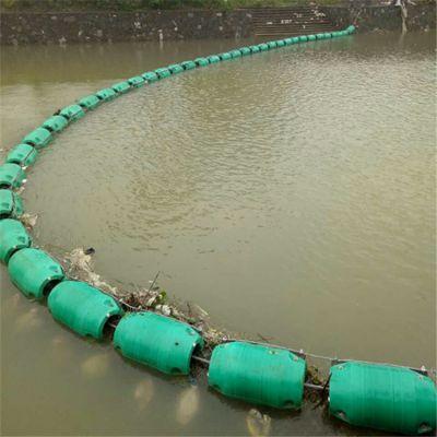 厂家直供水上浮筒 抽沙管道浮排,直径110公分夹管浮体