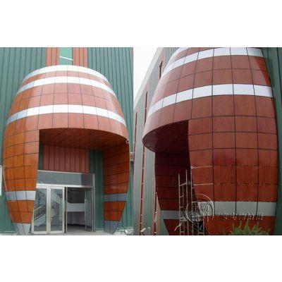 厦门大型木纹铝单板生产厂家
