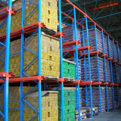 驶入式货架 高服务仓库货架保质保量