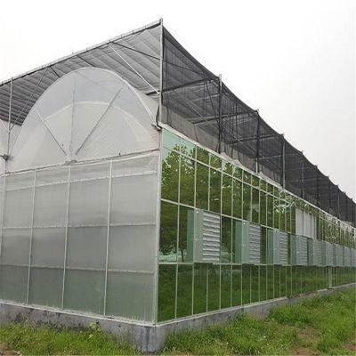 天水薄膜连栋温室大棚价格 厂家定制 专业生产设计