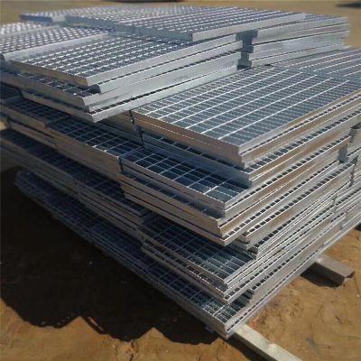 镀锌钢格栅规格 排水沟钢格栅 沟盖板多少钱