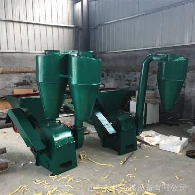 大型多功能自动进料粉碎机 玉米芯秸秆牛羊草料打糠机