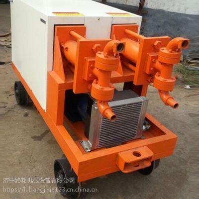 路邦机械SY-100/150双液压注浆机 双液注浆泵 双缸双作用活塞注浆机