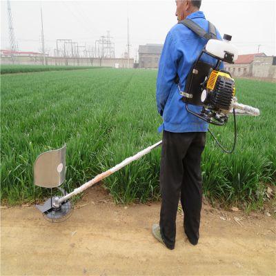 道路绿化带小型割草机 圆盘割草机 汽油打草机 润众