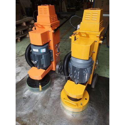 供应日照地坪打磨机K30 济宁环氧施工打磨机300 工业吸尘器 上海厂家直销
