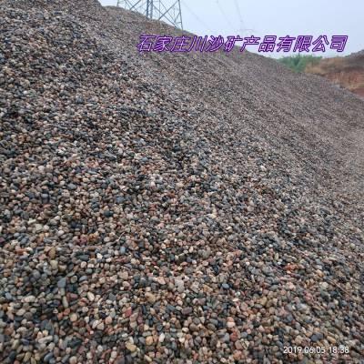 川沙供应临沂彩绘鹅卵石 七彩鹅卵石一吨价格