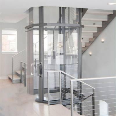 二层阁楼用电梯/升高二层阁楼简易电梯规格