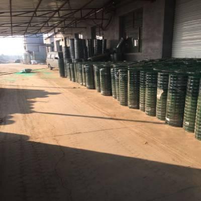 青岛镀锌铁丝网 铁丝网的生产 绿色围栏网哪家好