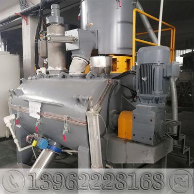 张家港SRL-Z500/1000W卧式高速混合机组-云帆机械厂家直销