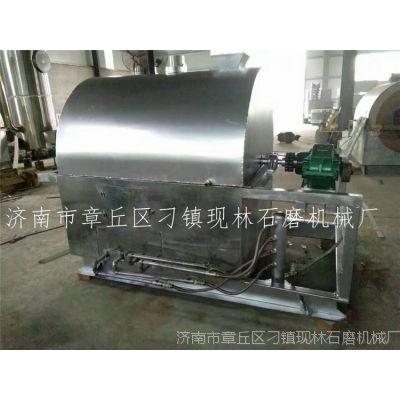 石磨香油机 豆浆水磨 电动石磨香油机电动面粉石磨机芝麻水洗机