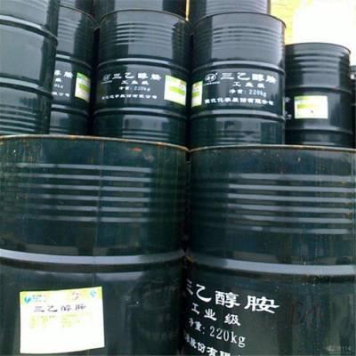 陕西供应三乙醇胺水泥早强剂延安直销上海佳化三乙醇胺国标含量85%