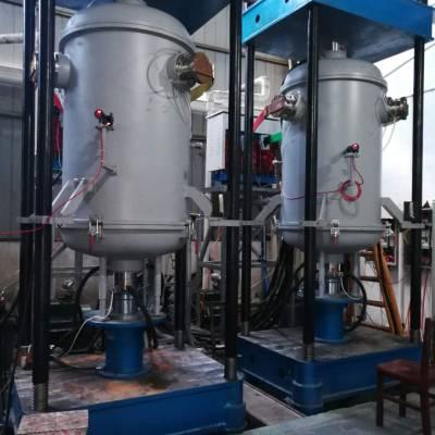 酷斯特科技 2000度立式真空热压烧结炉