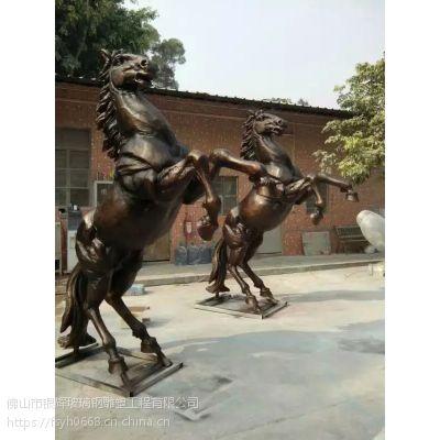 佛山玻璃钢雕塑 动物雕塑厂家户外景观雕塑