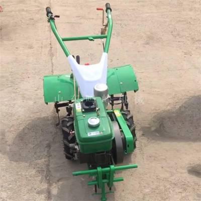果农施肥开沟多用途微耕机 葡萄园松土小型旋耕机