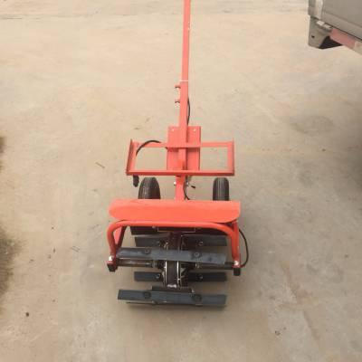 厂家直供农田果园专用手推式 小型电动锄地机,除草机轻便快捷550瓦大电机