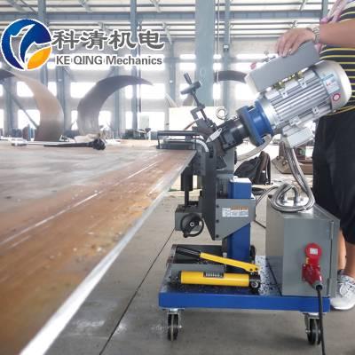 GMMA-60L复合板自走式铣边机 原价出售平板包边机