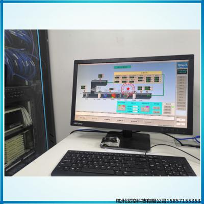 洁净室中央空调自动化控制系统,空调机组plc自控系统,西门子净化空调自控柜控制箱