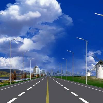 三明LED市政路灯生产厂家 全铝隔离驱动电源 220V接电路灯