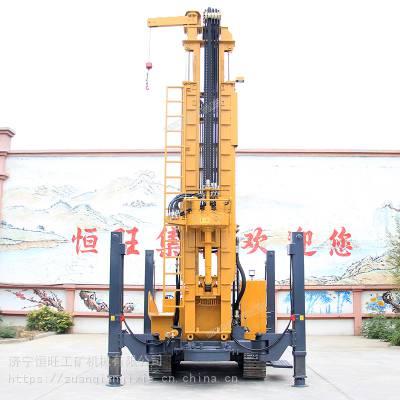 水气两用打井机 工程降水井钻机 徐工气动钻机价格