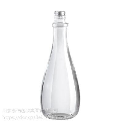 厂家定做500ml玻璃瓶 300ml饮料瓶 密封玻璃罐 老干妈酱菜瓶 高档白酒瓶洋酒瓶
