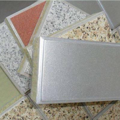 外墙保温装饰一体板 金属雕花板外墙保温板厂家