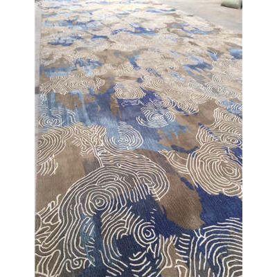 荥阳市办公地毯价格地毯批发 潢川县阻燃地毯圆花毯